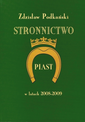 Stronnictwo Piast w latach 2008-2009